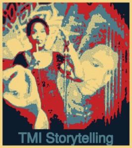 TMI storytelling